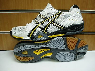 Mens Asics Gel-Blade 2 Squash/indoor Court Shoe Size Uk 9.5