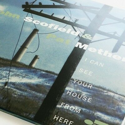 Scofield & Metheny - I Can See Your...++2 LPs 180g Vinyl++Khiov Music+++NEU++OVP