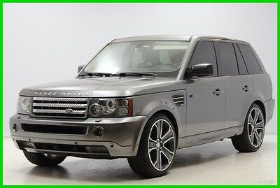 2008 Land Rover Range Rover Sport HSE 2008 HSE Used 4.4L V8 32V Automatic 4WD SUV Premium