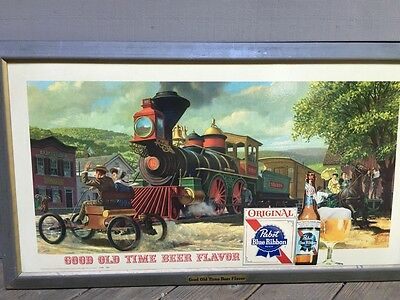 Pabst Blue Ribbon Vintage Series Picture