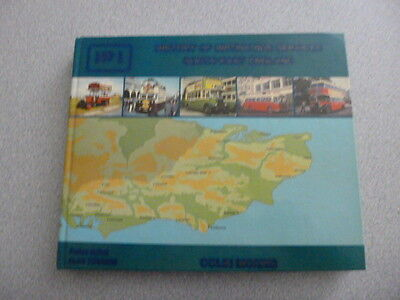 History of British Bus Services  No:1 South-East England by Colin Morris
