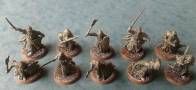 LOTR Warhammer Army of the Dead #10 Slotta Miniatures Well Painted & Bases