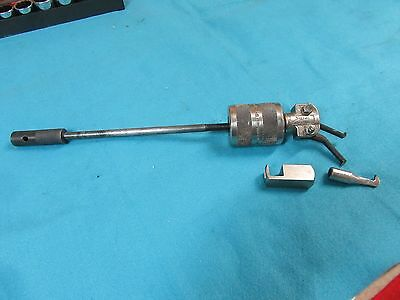 Snap-On CJ-125,2-Jaw Pilot Bearing,Slide Hammer Puller,w/Attchs~NICE   #SO111916