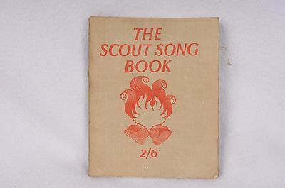 The Scout Song Book. Original book 1956