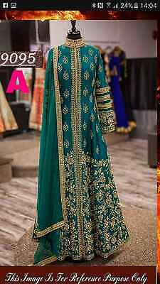 semistitch indian ,pakistani,designer lehenga salwar kameez,anarkali,saree suit