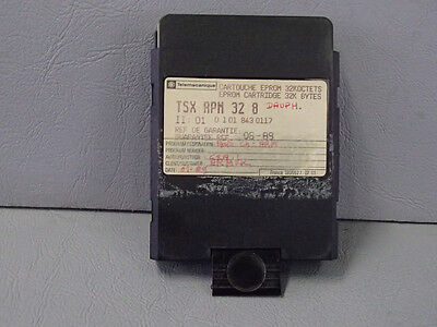 Tsxrpm328 - Telemecanique - Tsxrpm 32 8/Memory Card 32k Used