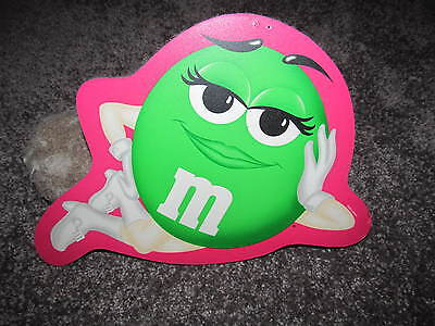 M&M's Mars Green Mouse Pad