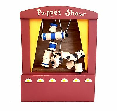 American Girl Addy's Church Fair Fun Puppet Show Set Pleasant Company