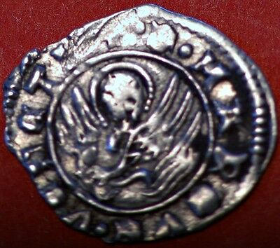 Italy Venice . Soldino Undetified . Silver Coin