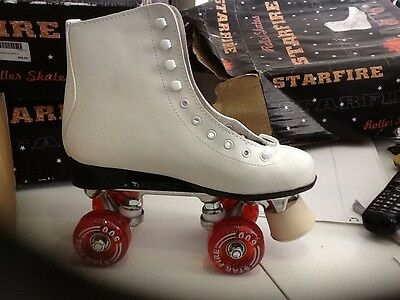 Star Fire Roller Skates Ladies Size 33