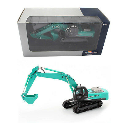 1/50 New KOBELCO SK330 Hydraulic Excavators Construction Machinery Diecast Model