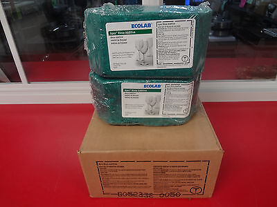 New ECOLAB Apex Rinse Additive 16811 retail at $450. Box of 2 WOW a deal #1671