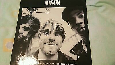 Nirvana-The Complete BBC Radio One Sessions 1989-91
