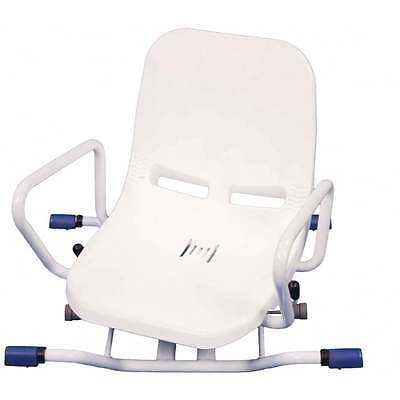 Aidapt Coniston Swivel Bather Rotating Transfer Aid Bathroom Bath Seat Chair