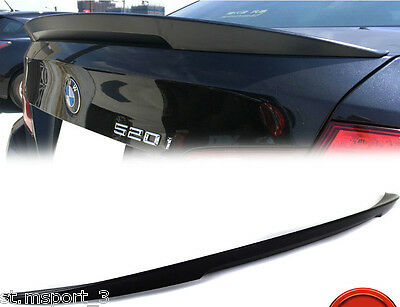 Bmw F10 Boot Spoiler Wing Trunk M5 Csl Performance 5 Series Uk Seller Abs