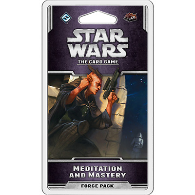 Star Wars LCG: Mediation and Mastery Force Pack (60 Cards) by FFG