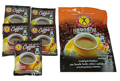 Ginseng Vitamin Diet Coffee Plus Slimming Weight Loss Fat Burning Nature-Gift