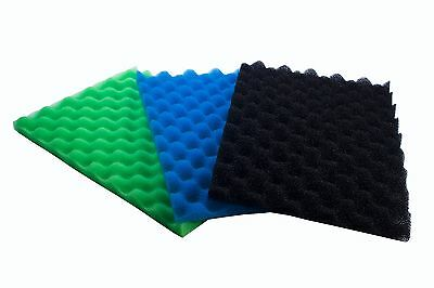 Generic Replacement Fish Pond Foam Filters fit for Lotus Green Genie Full Model