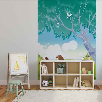 WALL MURAL PHOTO WALLPAPER XXL Animals in The Forest (2429WS)