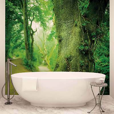 WALL MURAL PHOTO WALLPAPER XXL Forest Nature Trees (290WS)