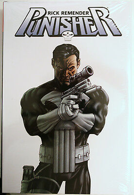 Marvel Comics: Punisher Omnibus by Rick Remender (HC - SEALED)