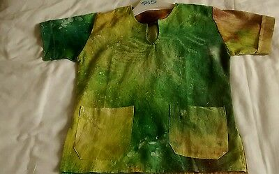 African Tie and Dye Shirt
