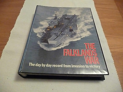 The Falklands War. A Marshall Cavendish Publication in 14 Weekly Parts.