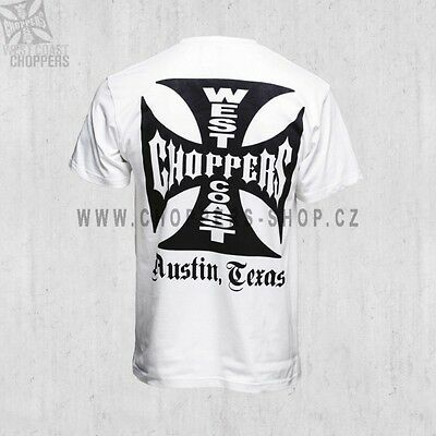 WEST COAST CHOPPERS ORIGINAL T-SHIRT - OG Cross
