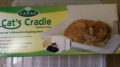 Canac Cradle Cat Radiater Bed - Standard Fit