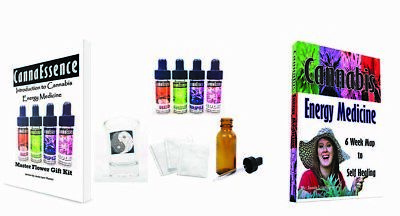 Book & Core 4 Master Flower Gift Kit Bundle
