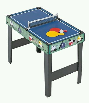 Chad Valley 3ft 4-in-1 Multi Games Table