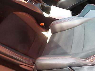 Toyota 86 Front Seat Lh Front, Partial Leather, Gts, Zn6, 06/12-