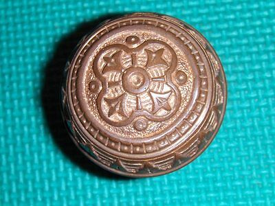 Collectable Antique Cast Bronze Victorian Doorknob - Why Not Start a Collection?