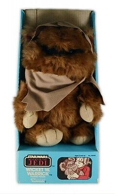 Rogue One Star Wars Ework Plush Doll Wicket Box From Japan