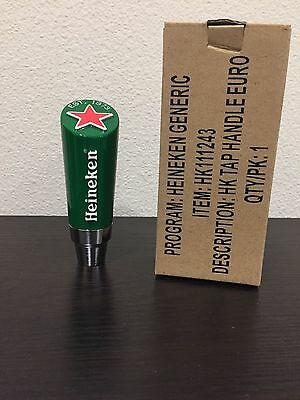 NEW Heineken Short Tap Handle-NIB