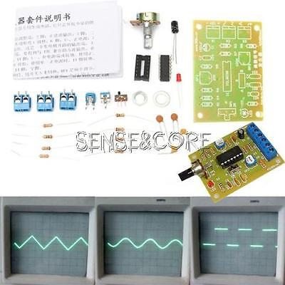 DC 12V-25V ICL8038 DDS Signal Generator Module Sine Square Triangle Wave Output