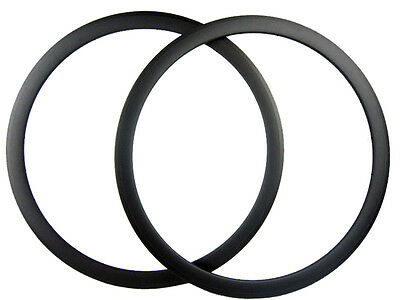Carbon Bike Rim 20.5mm Width 38mm Clincher Tubular 700c Cycling Rims 16-36 Holes