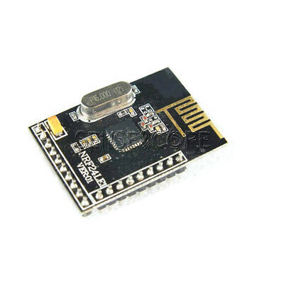 NRF24LE1 NRF24L01+ MCU Wireless Transceiver DIP RF Wireless Communication Modul