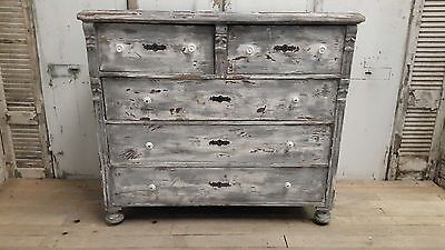 Beautiful, French 19th Century, Antique, Vintage Chest Drawers