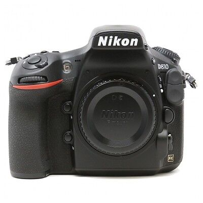DEAL: Limited Time &Stock: NEW Nikon D810 Digital SLR Camera. DSLR Body Only Kit