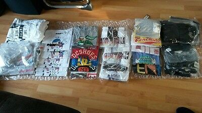Joblot Various Designer Branded T-Shirts