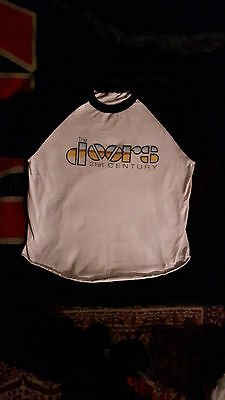 The Doors - Doors 21st Century 2003 Tour Baseball Jersey, Size : M