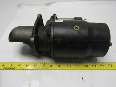 New Starter Hyster Forklift S30XL S30XM S40XL S50XL S60XL others 1981-1992 16739