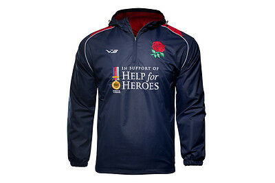 VX-3 Help for Heroes England 2016/17 Rugby Jacket
