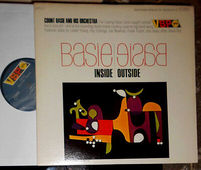Count Basie Inside Outside Lp