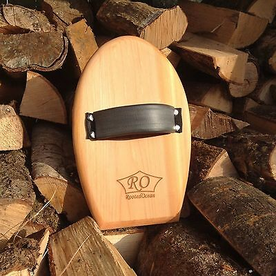 Body Surfing Handplane - Handmade in Devon, UK