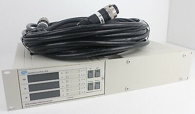 Granville Phillips 370 Stabil-Ion Ionization Gauge Controller w/ Cable