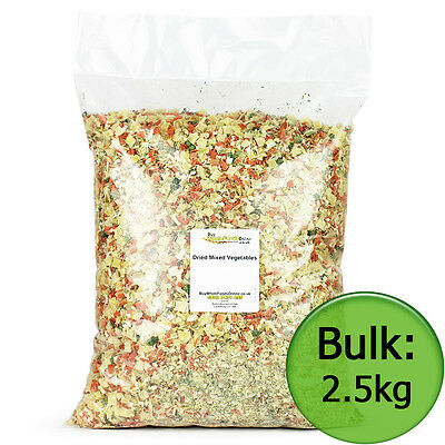 Dried Vegetables Mixed 2.5kg