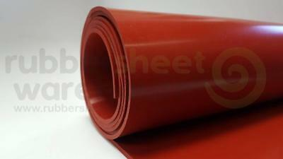"Silicone Rubber Sheet High Temp 1/16"" Thick x 8"" wide x 8"" long FREE SHIPPING"