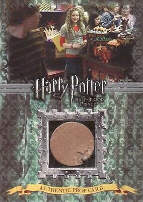 Harry Potter Half Blood Prince Skiving Snackbox Boxes P10 Prop Card 001/280